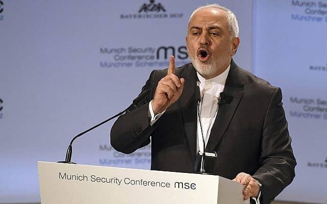 https://www.timesofisrael.com/zarif-reminds-european-powers-iran-can-enrich-uranium/