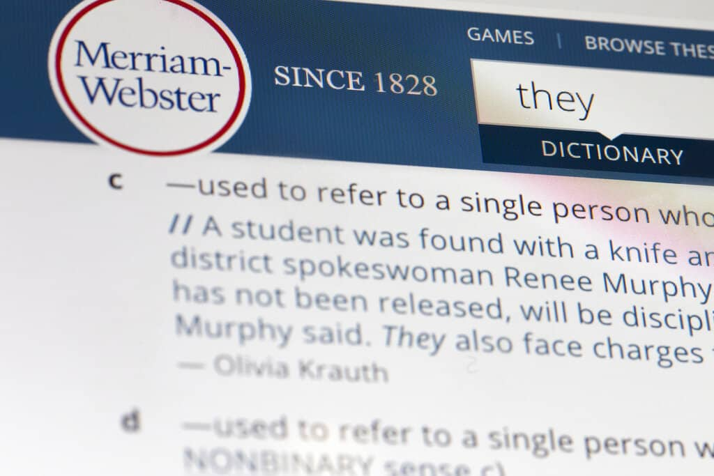 Racism definition: Merriam-Webster to make update after